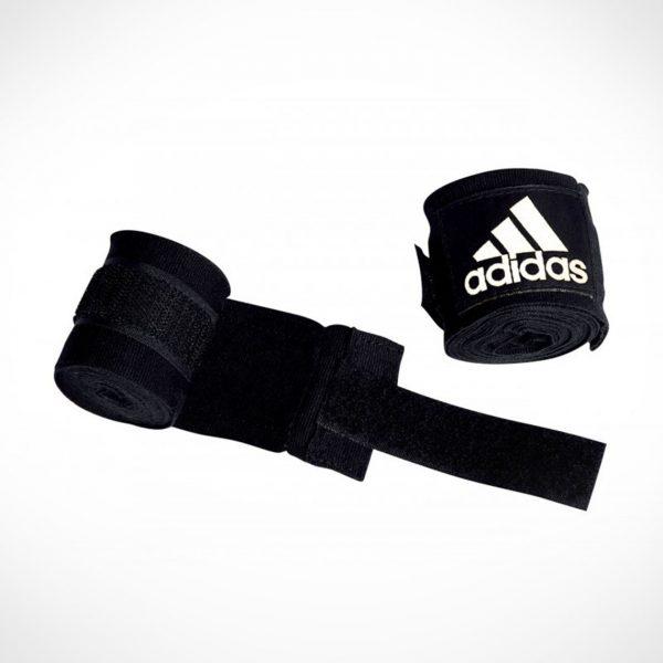 adidas Boxing Crepe Bandage 5cm Black ADIBP03