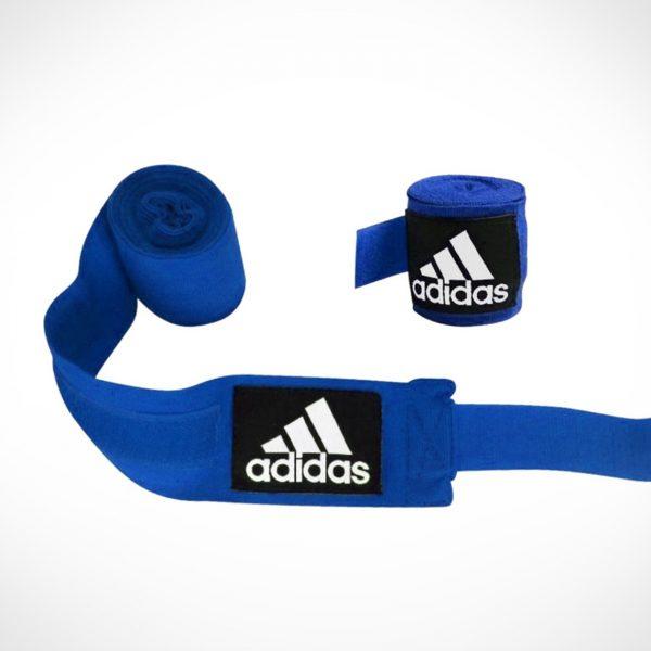 adidas Boxing Crepe Bandage 5cm Blue ADIBP03